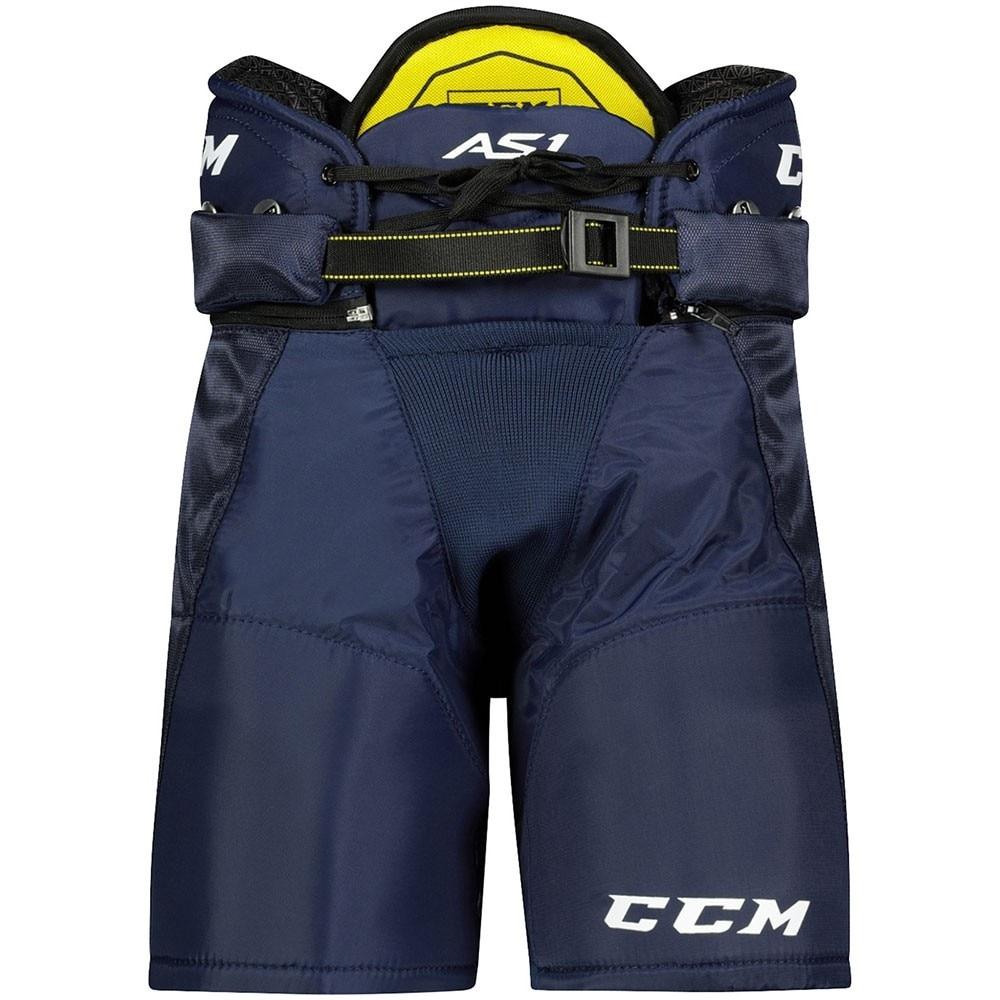 Ccm Super Tacks AS1 Barn Hockeybukse Marine