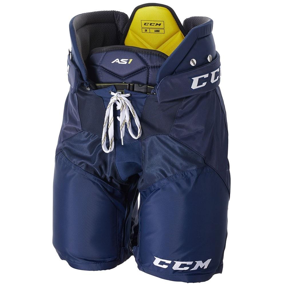 Ccm Super Tacks AS1 Hockeybukse Marine