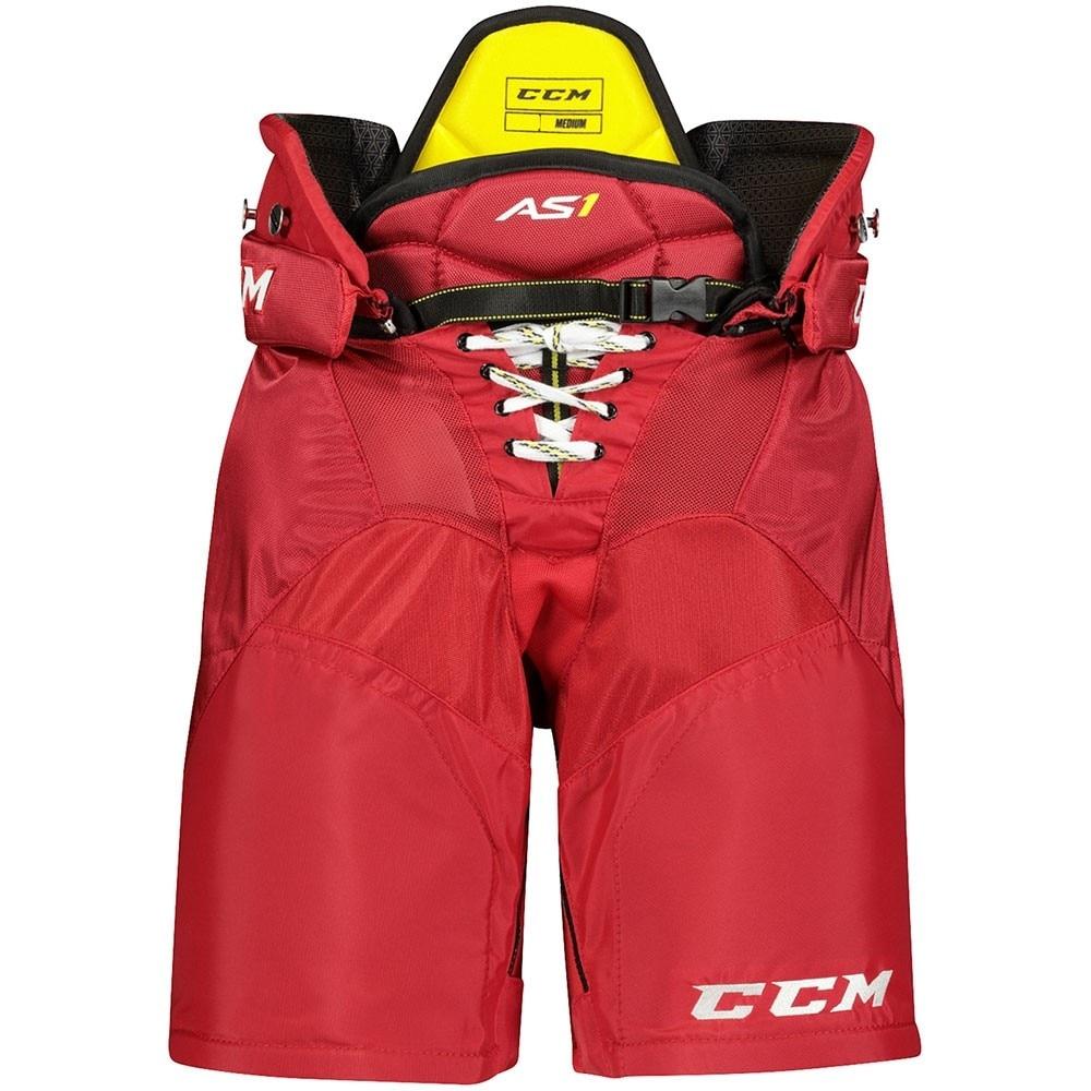 Ccm Super Tacks AS1 Hockeybukse Rød