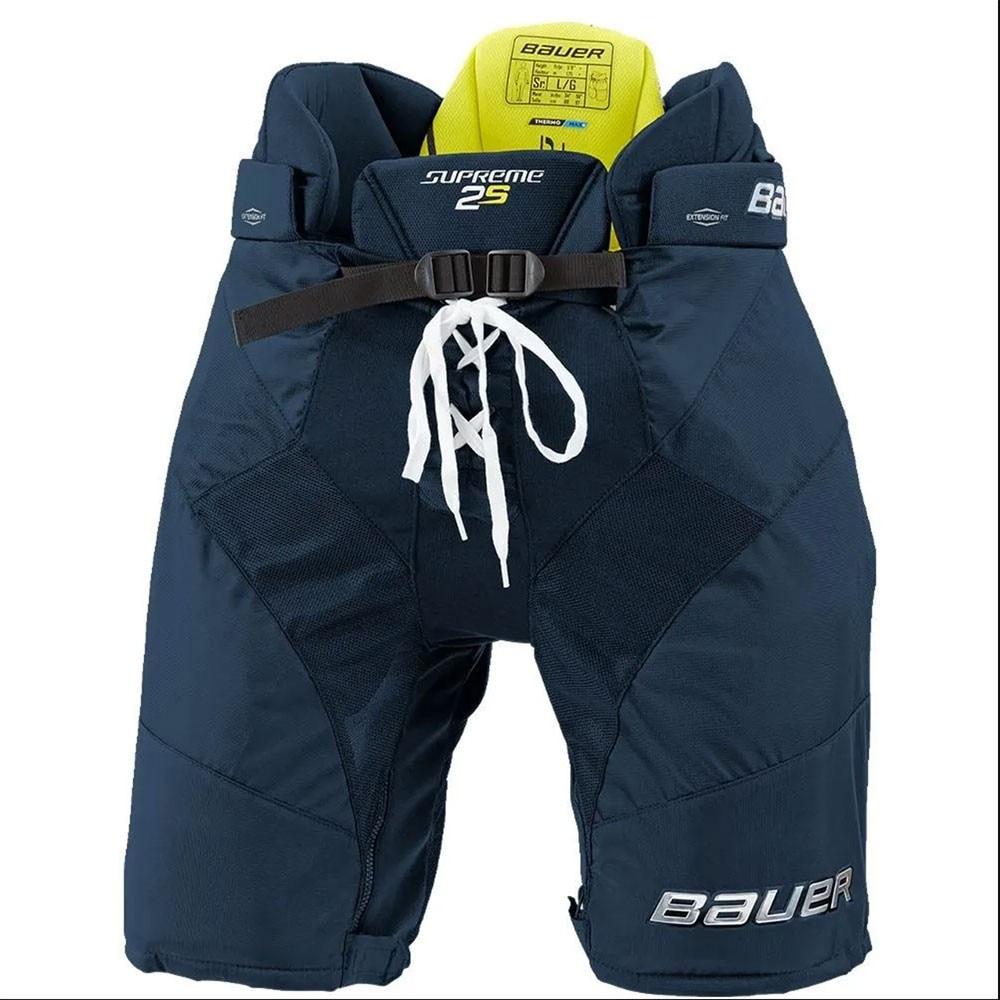 Bauer Supreme 2S Hockeybukse Marine