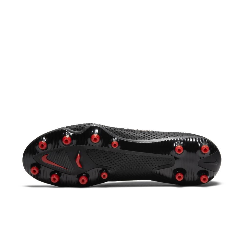 Nike Phantom GT Pro AG-Pro Fotballsko Black x Chile Red Pack