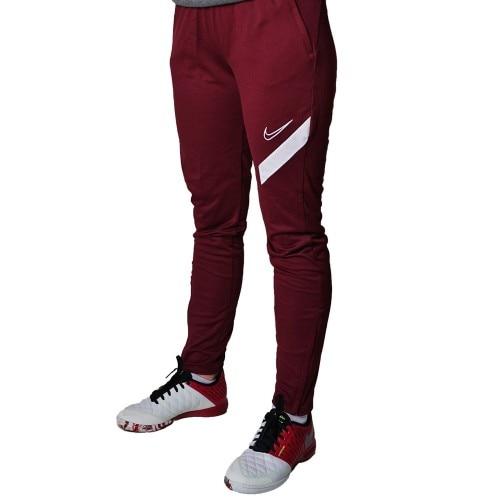 Nike Dry Academy Fotballbukse Dame Burgunder