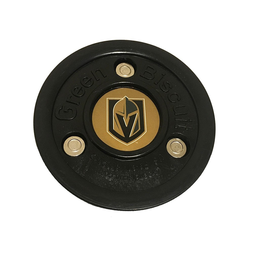 Green Biscuit Teknikk Puck Vegas Golden Knights