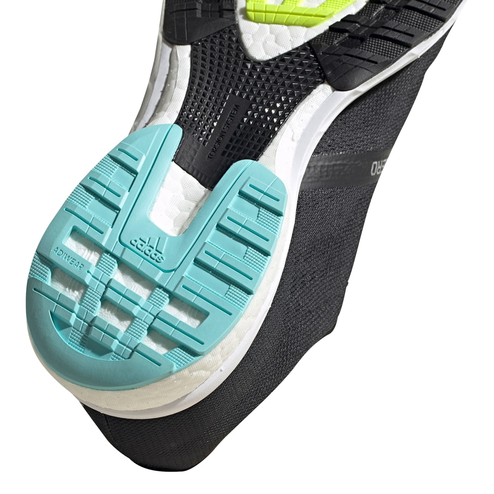 Adidas Adizero Adios 5 Joggesko Herre Sort/Hvit