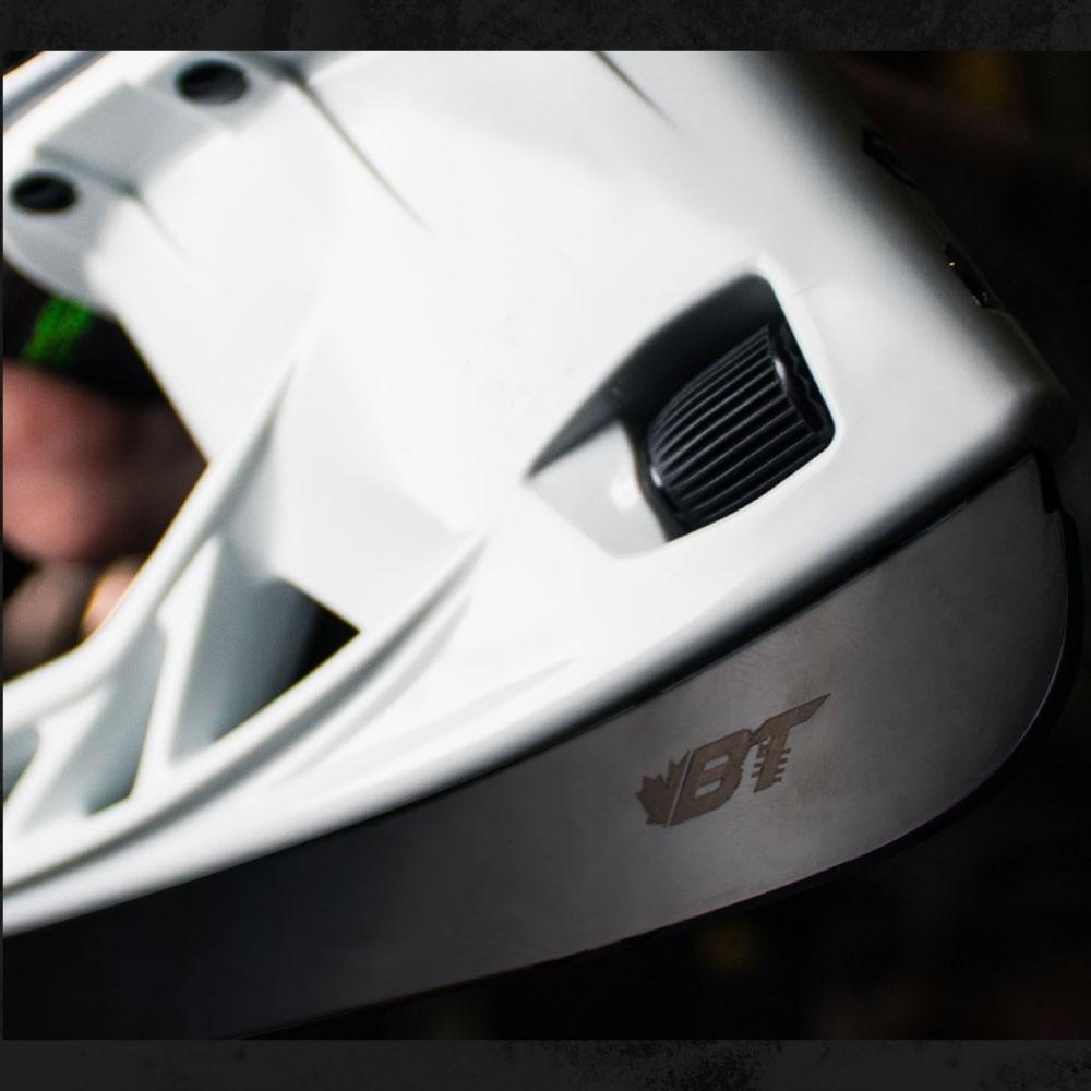 Bladetech Black Diamond CCM Skøytestål Hockey Par