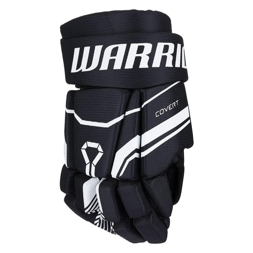 Warrior Covert QRE 40 Barn Hockeyhanske Svart