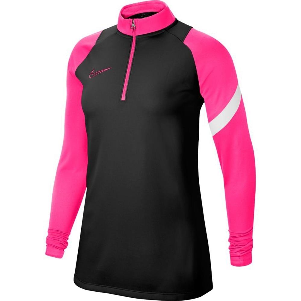 Nike Dry Academy Fotballgenser Dame Sort/Rosa