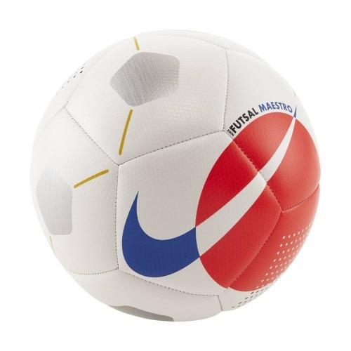 Nike Futsal Maestro Innendørs Fotball Hvit/Rød