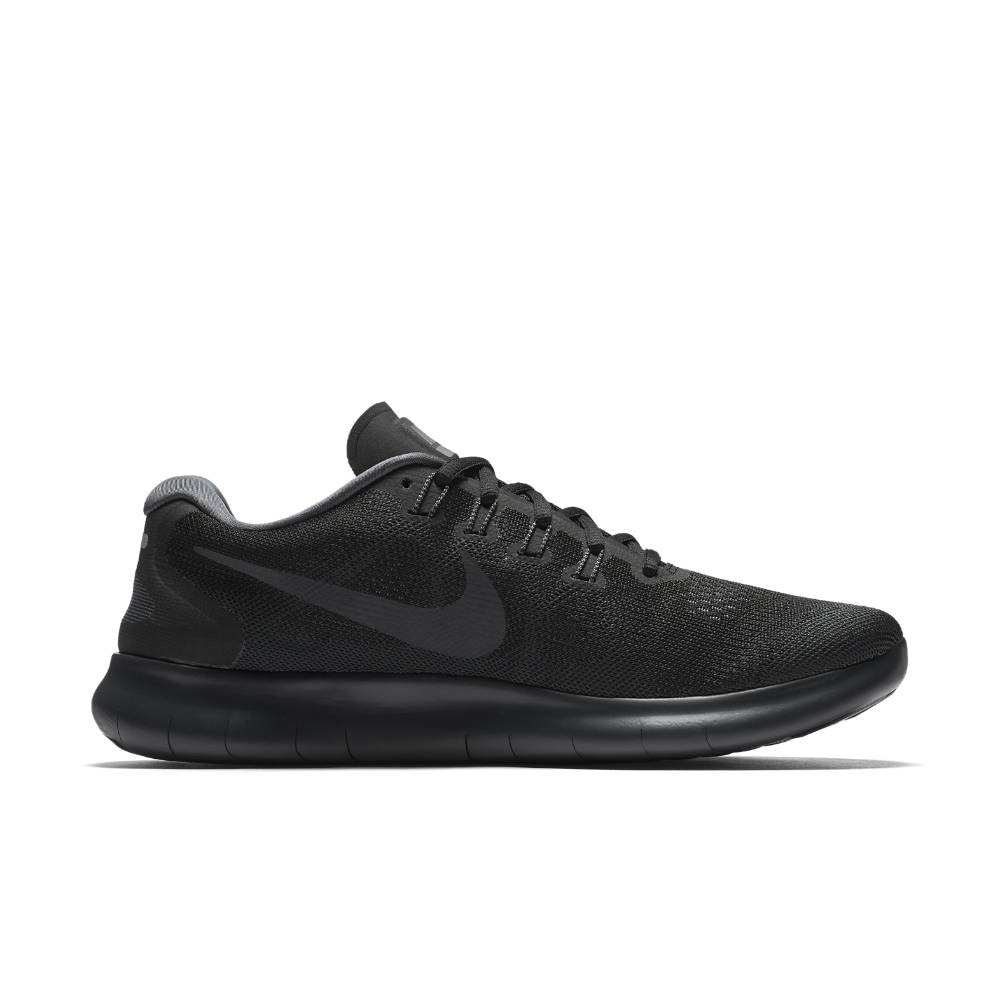 Nike Free RN 2 Joggesko Sort
