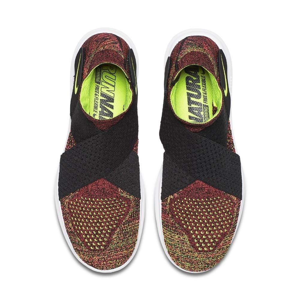 Nike Free RN Motion 2 Joggesko Dame Rød/Sort