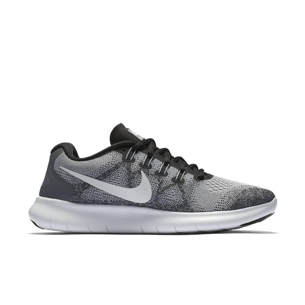 Nike Free Run 2 Joggesko Dame Grå