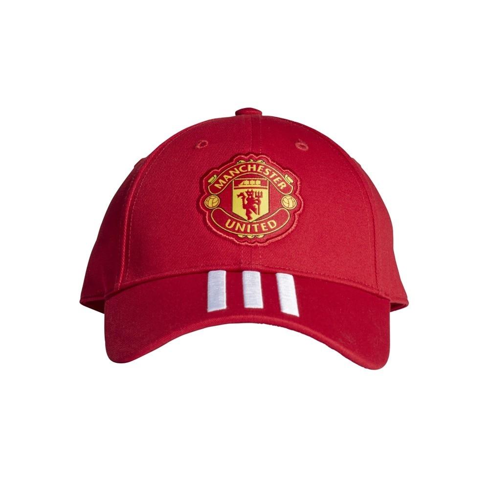 Adidas Manchester United Caps 20/21 Rød
