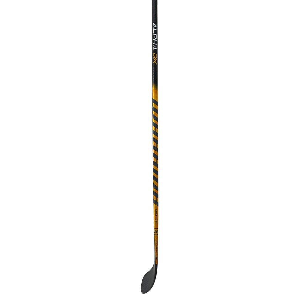 Warrior Alpha DX GOLD Griptac Senior Hockeykølle