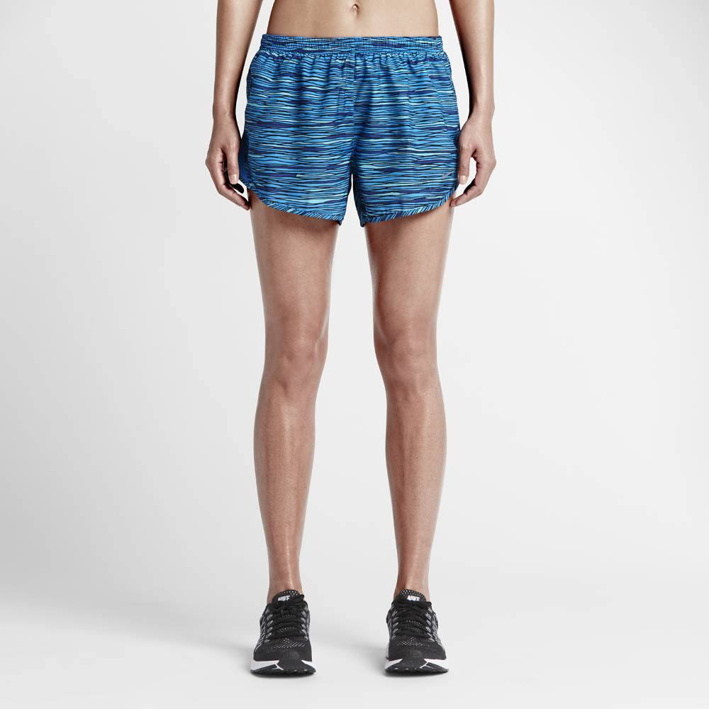 Nike Equilibrium Modern Tempo Embossed Løpeshorts Dame