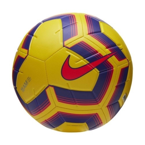 Nike Strike Fotball Team Gul