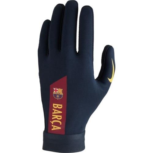 Nike FC Barcelona Academy Hyperwarm Fotballhansker Barn