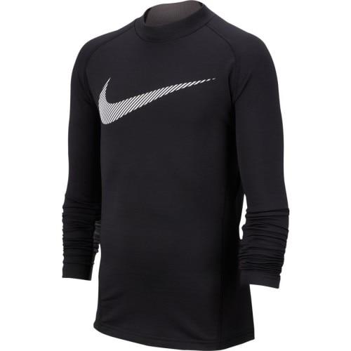 Nike Therma Warm Mock GFX Langermet Baselayer Barn