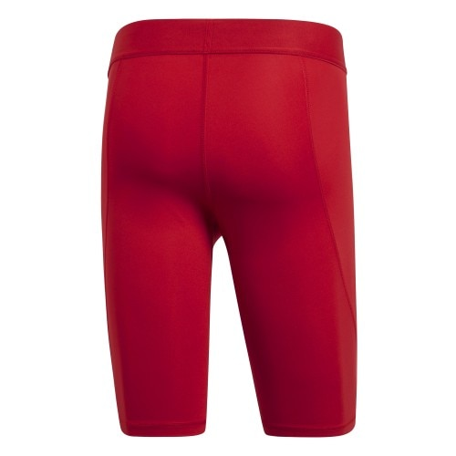 Adidas Alphaskin Sport Short Tights Rød