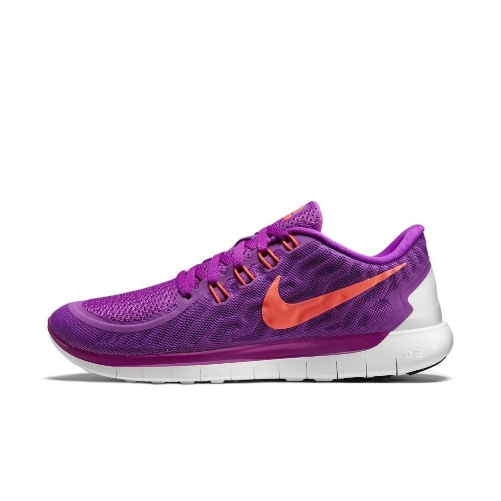 Nike Free 5.0 Dame Joggesko Lilla