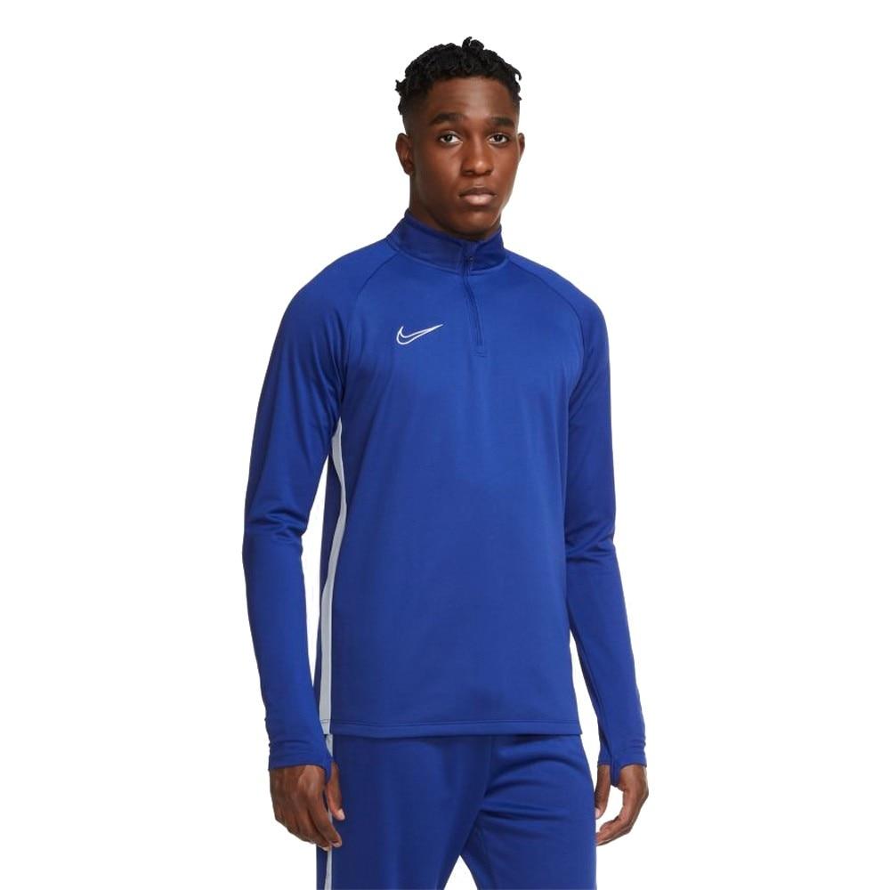 Nike Dry Academy Fotballgenser Blå/Hvit