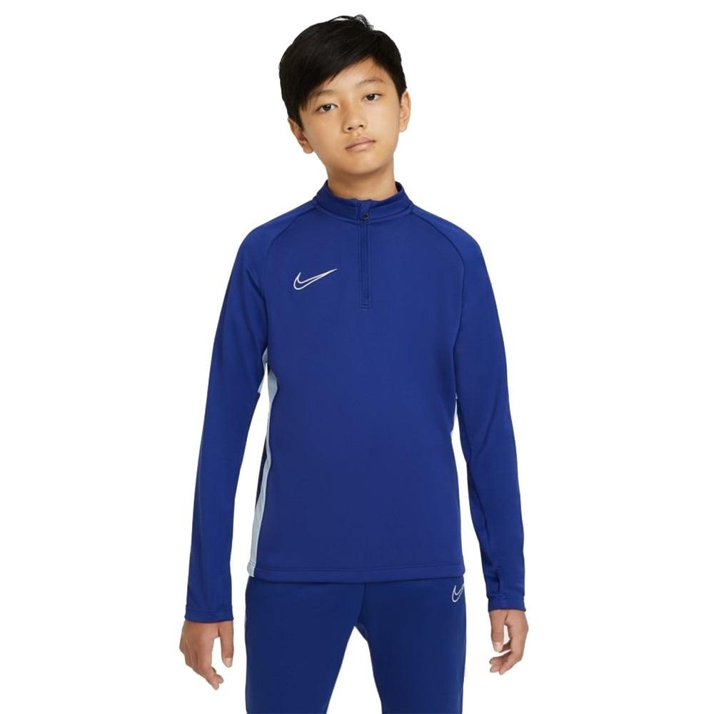 Nike Dry Academy Fotballgenser Barn Blå/Hvit