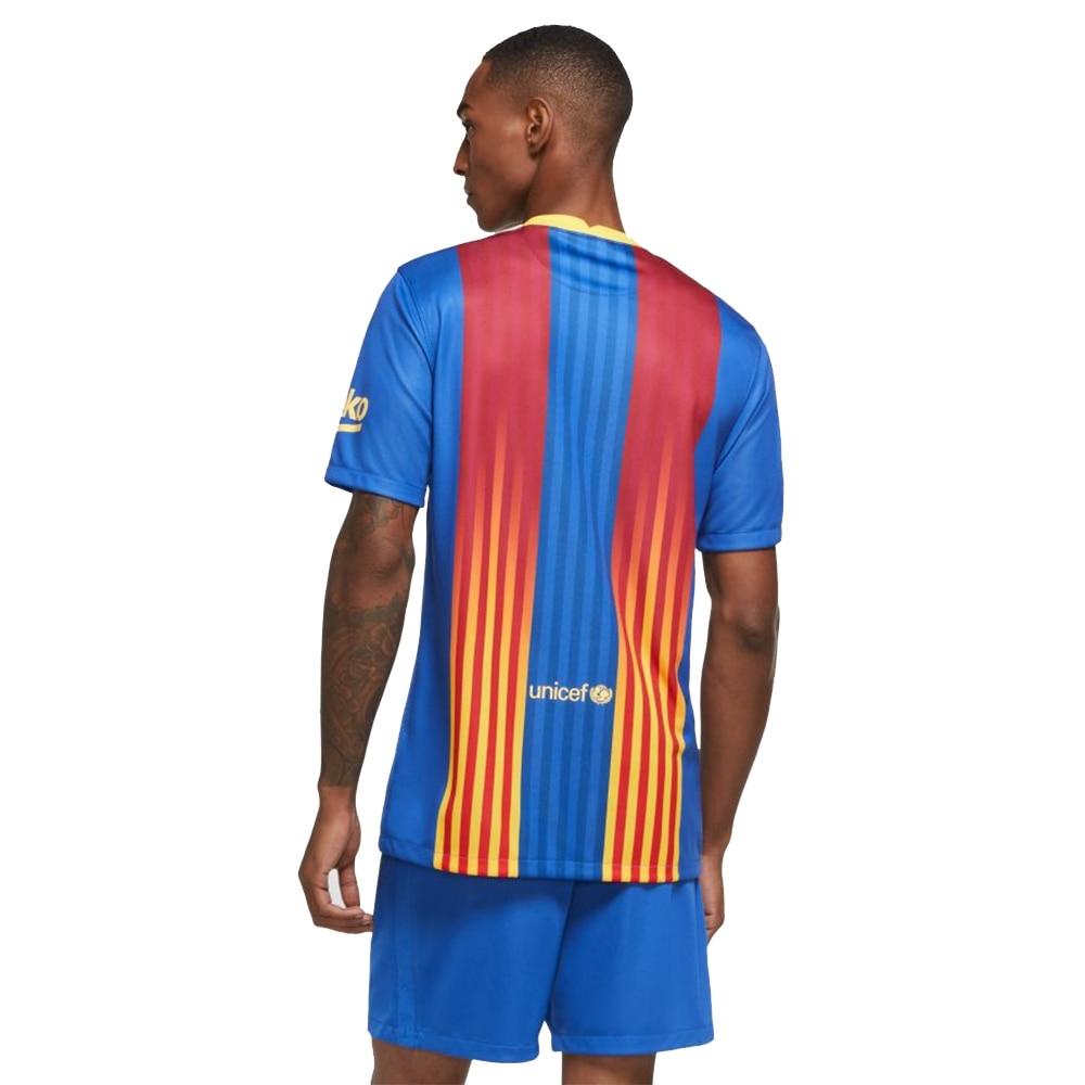 Nike FC Barcelona Stadium Fotballdrakt 20/21 El Classico