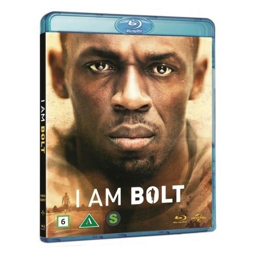 Universal I am Bolt Blu-Ray