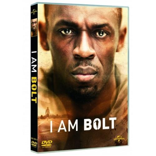 Universal I am Bolt DVD