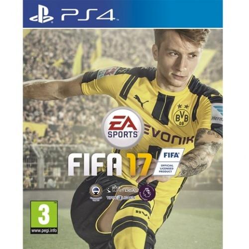 EA Sports FIFA 17 PS4