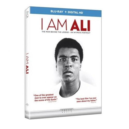 Universal I am Ali Blu-Ray