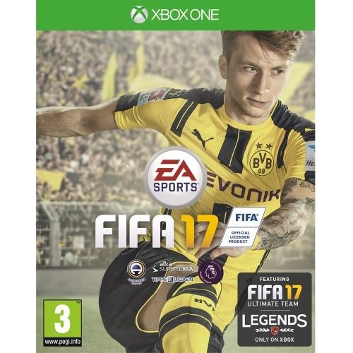 EA Sports FIFA 17 Xbox One