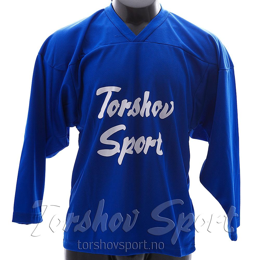 Torshov Sport Hockeydrakt Blå