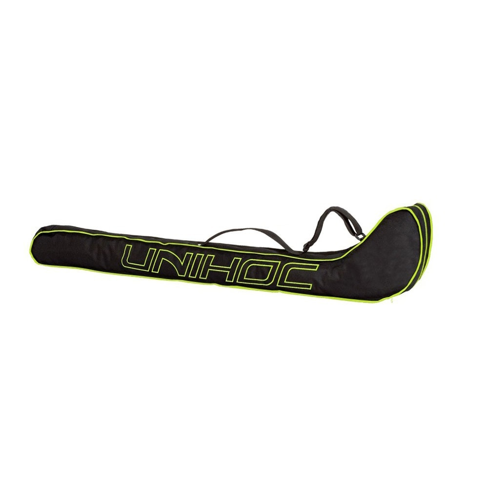 Unihoc Køllebag Lime Line junior 80-87cm