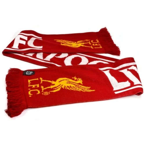 47 Liverpool FC Feather Skjerf