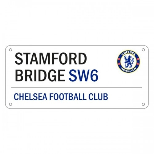 Official Product Chelsea gateskilt