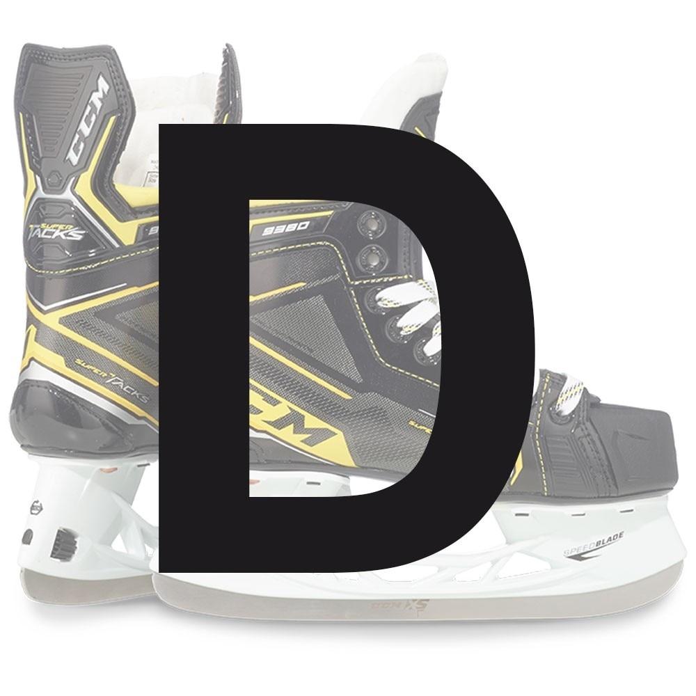 Ccm Super Tacks 9380 Junior Hockeyskøyte