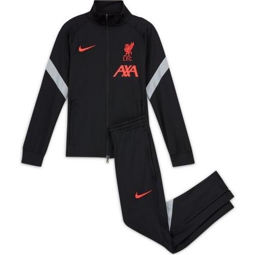 Nike Liverpool FC Dry Strike Treningsdress 20/21 Barn Sort