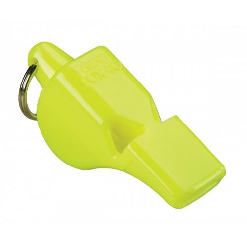 Fox 40 Mini Dommerfløyte Med Snor Neon Gul