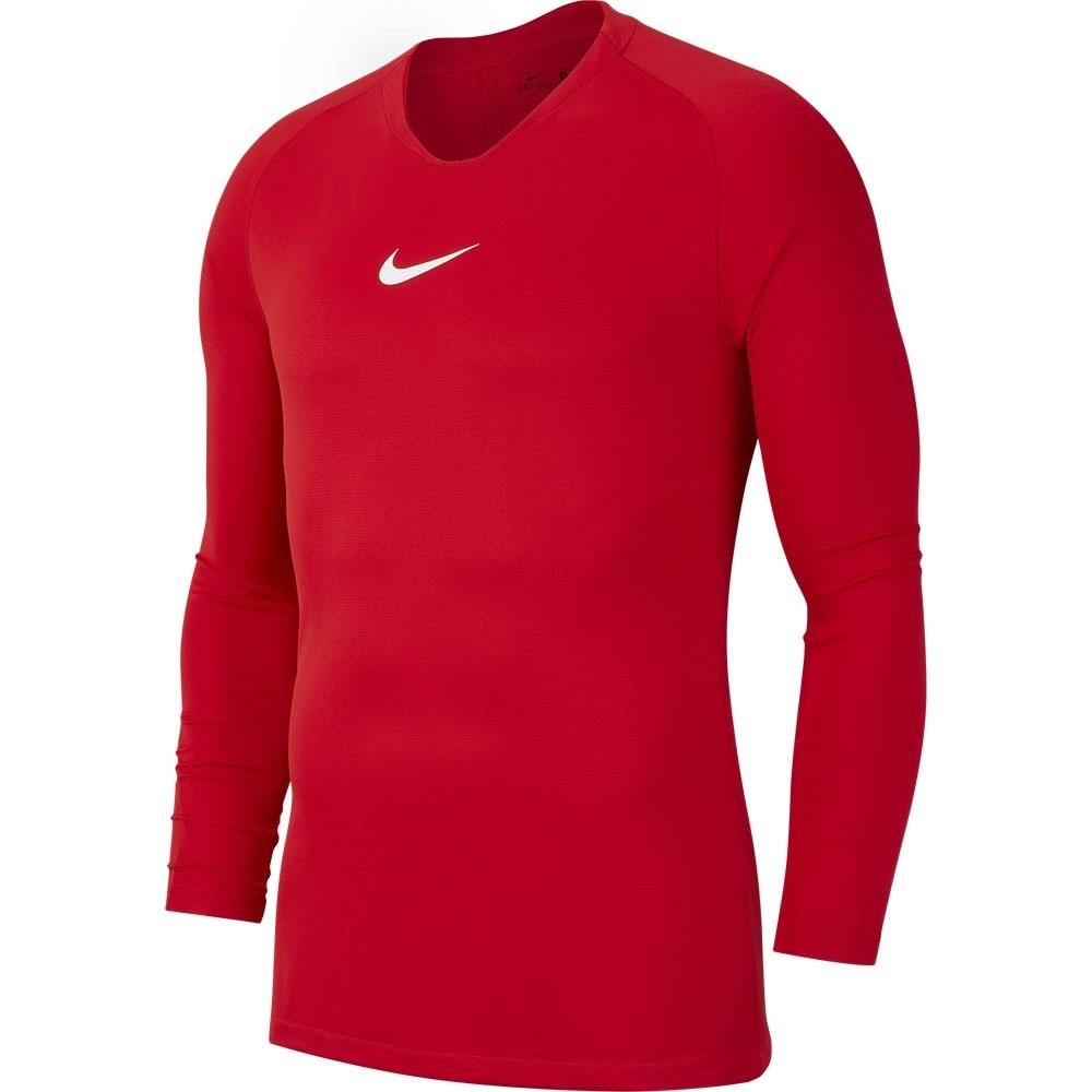 Nike Dri-Fit Park Baselayer Overdel Barn Rød