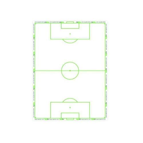 Sport Direkt Taktikktavle Klisterrull Fotball 25 stk