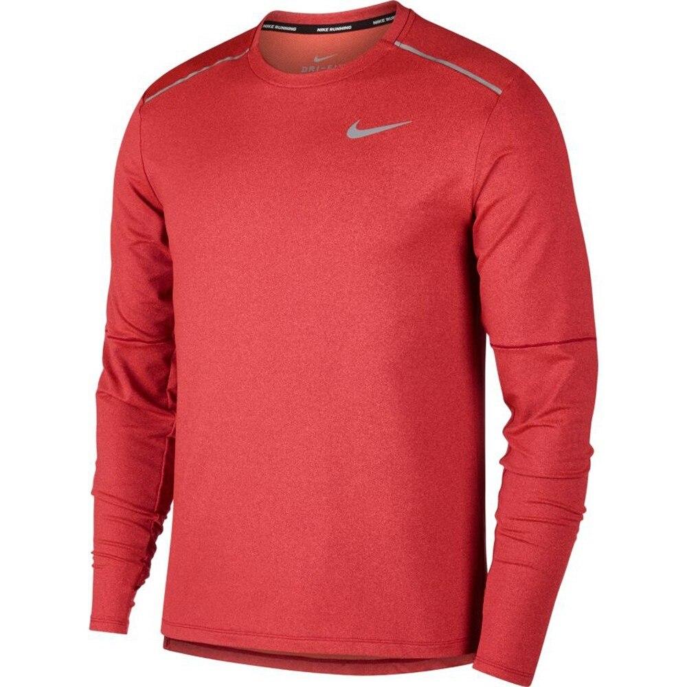 Nike Element Crew 3.0 Langermet Løpetrøye