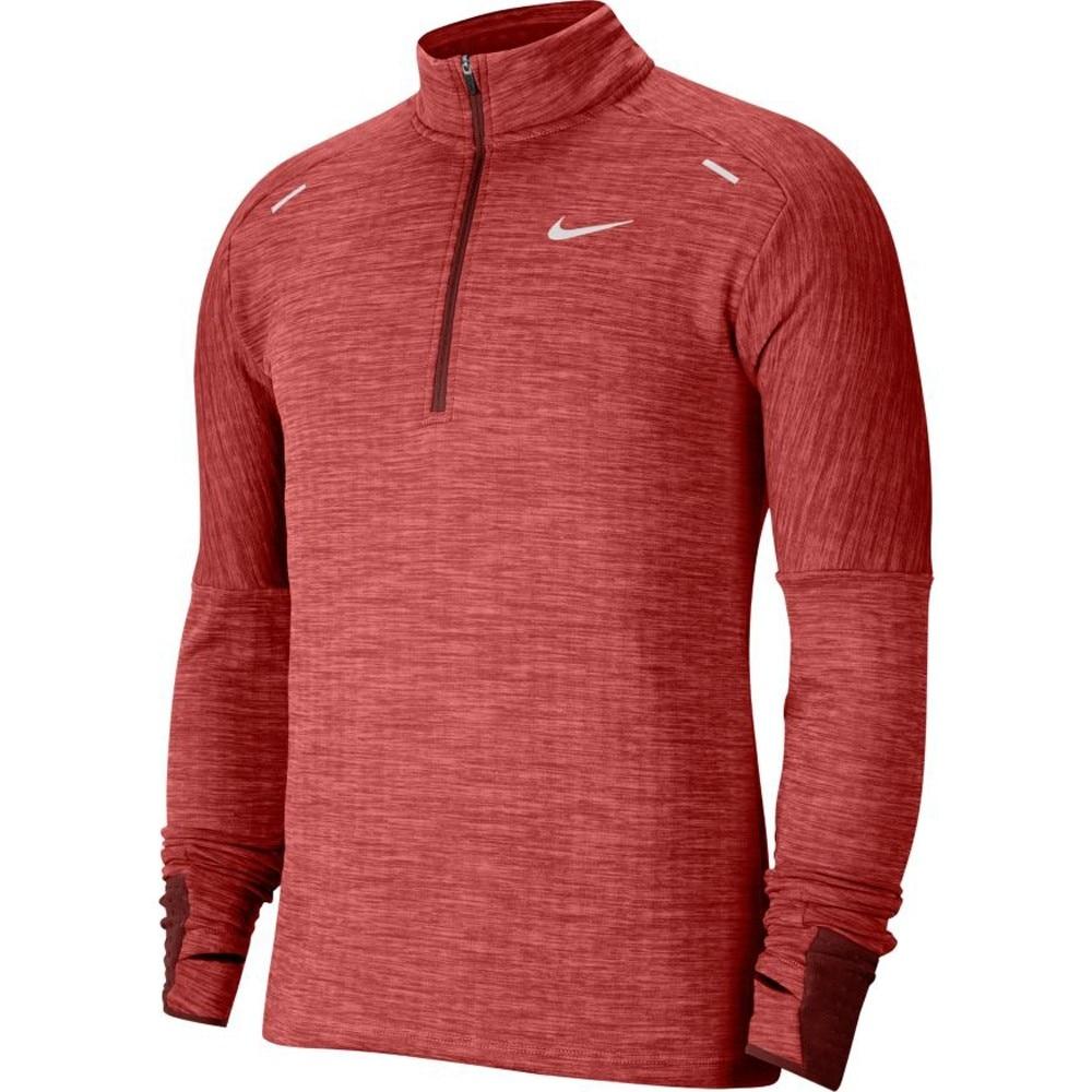 Nike Sphere Element Treningsgenser Herre Rød