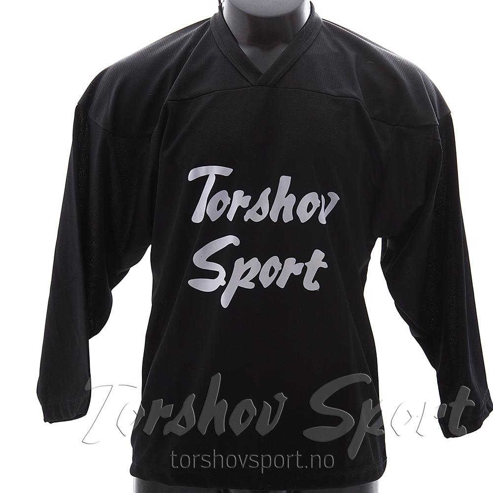 Torshov Sport Hockeydrakt Sort