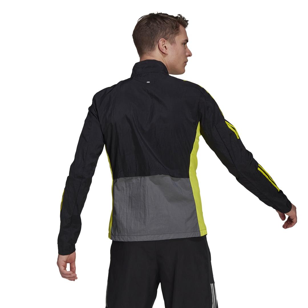 Adidas Track Treningsjakke Sort/Grå