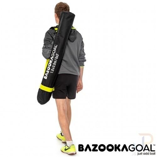BazookaGoal Sammenleggbart Mål XXL 180x90