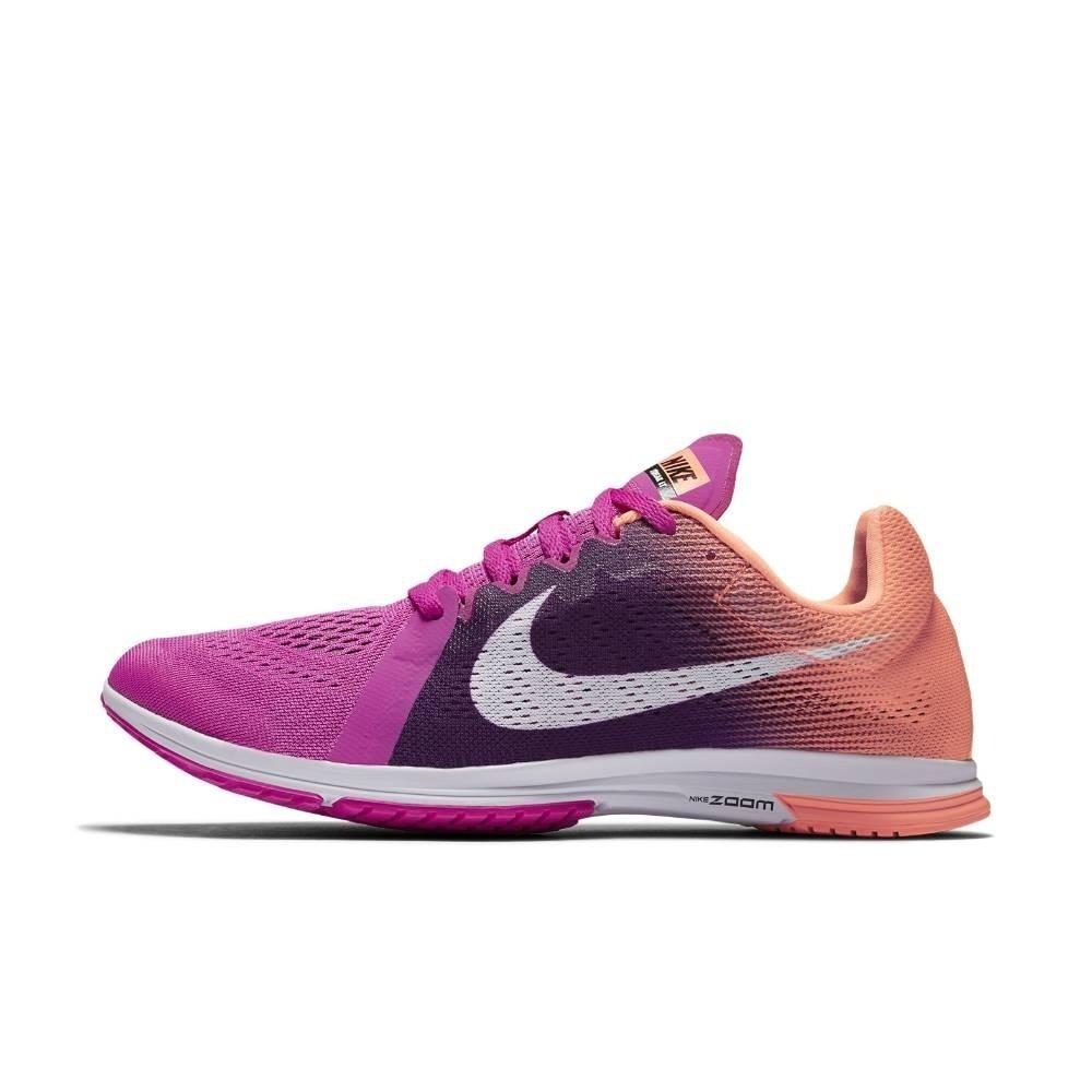 Nike Zoom Streak LT 3 Joggesko Lilla/Rosa