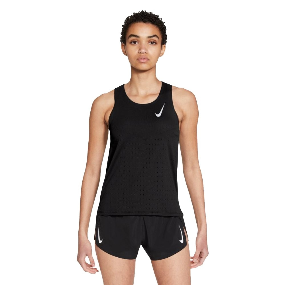 Nike Aeroswift Singlet Dame Sort