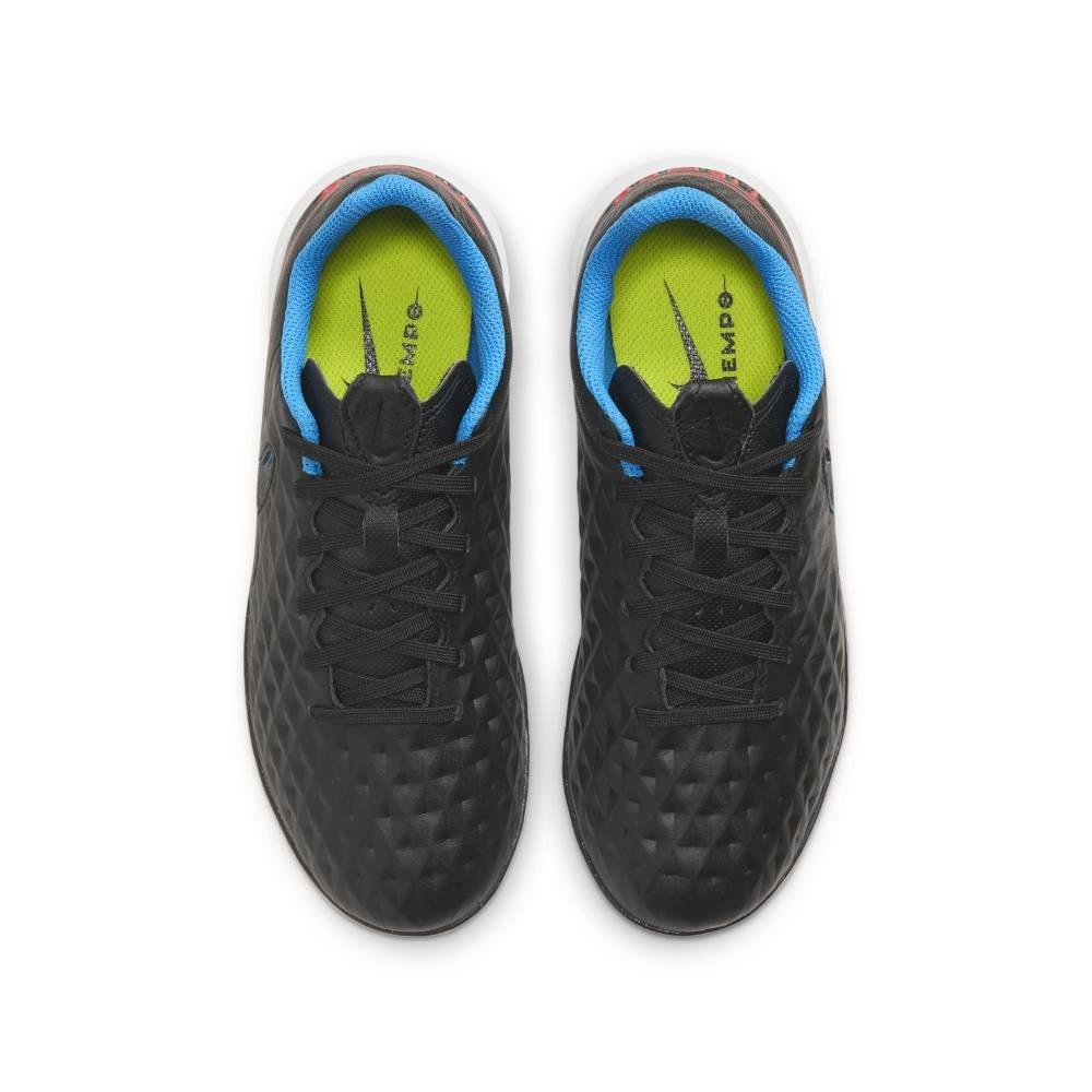 Nike TiempoX Legend 8 Academy TF Fotballsko Barn Black x Prism Pack