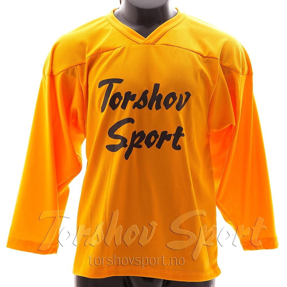 Torshov Sport Hockeydrakt gul