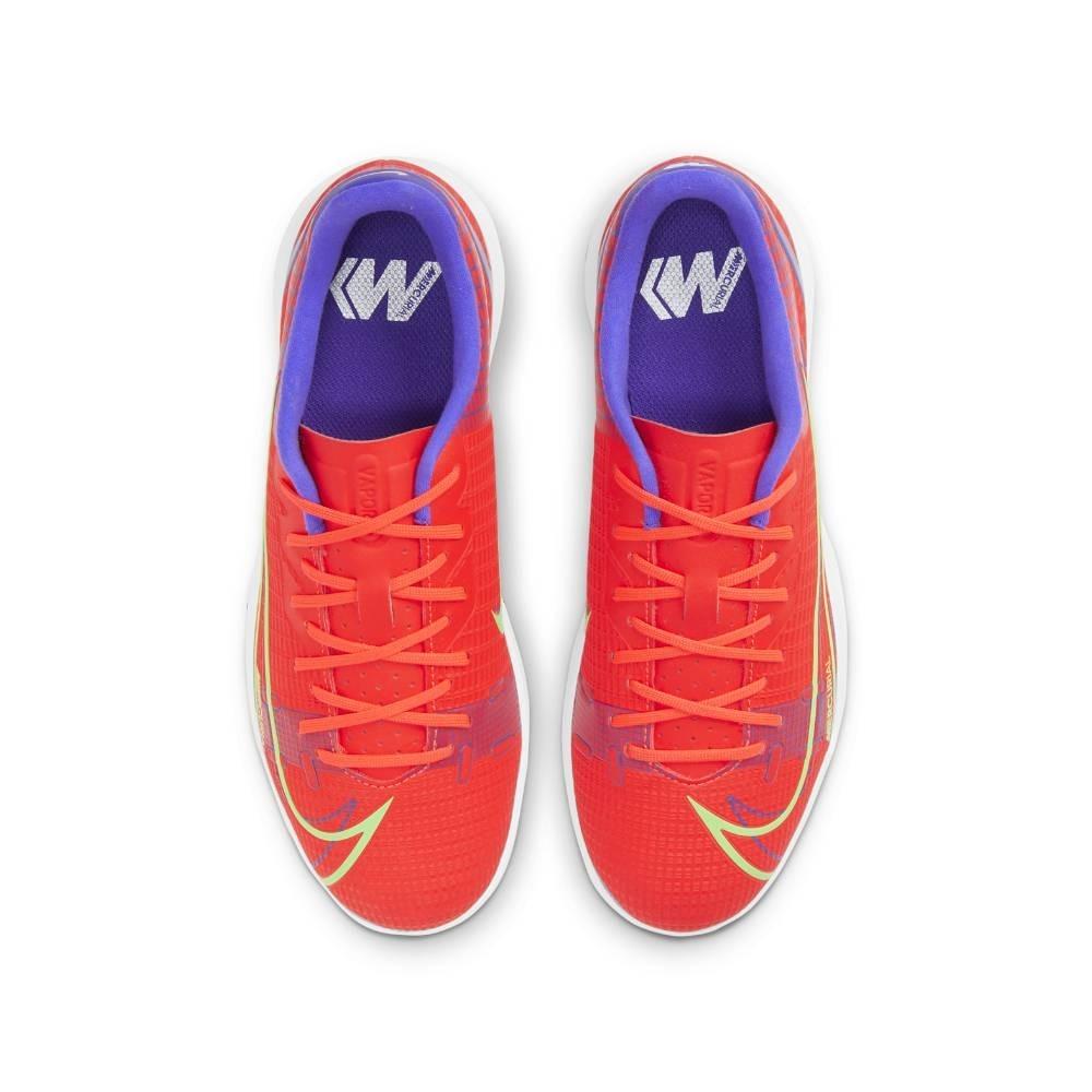 Nike MercurialX Vapor 14 Academy IC Futsal Innendørs Fotballsko Barn Spectrum Pack
